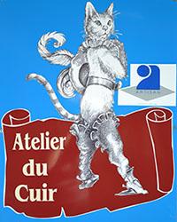 logo L'Atelier du Cuir