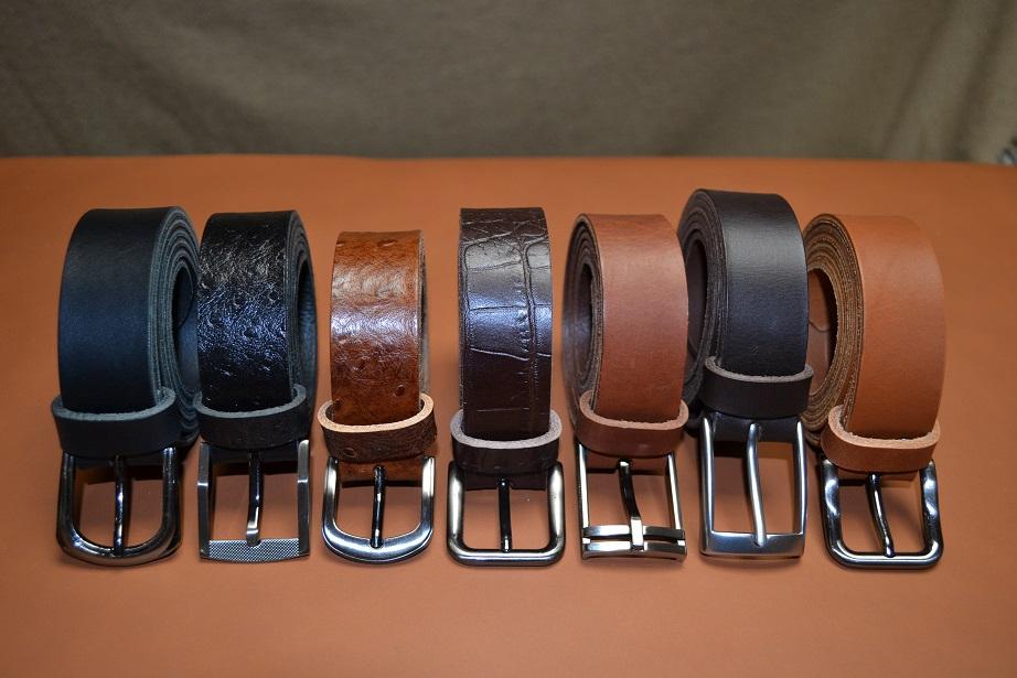 Une ceinture de qualité